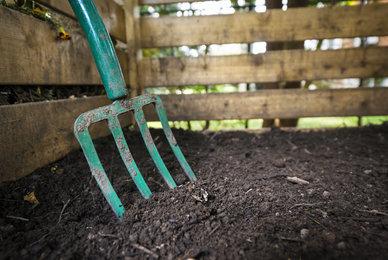 Livraison de compost bio