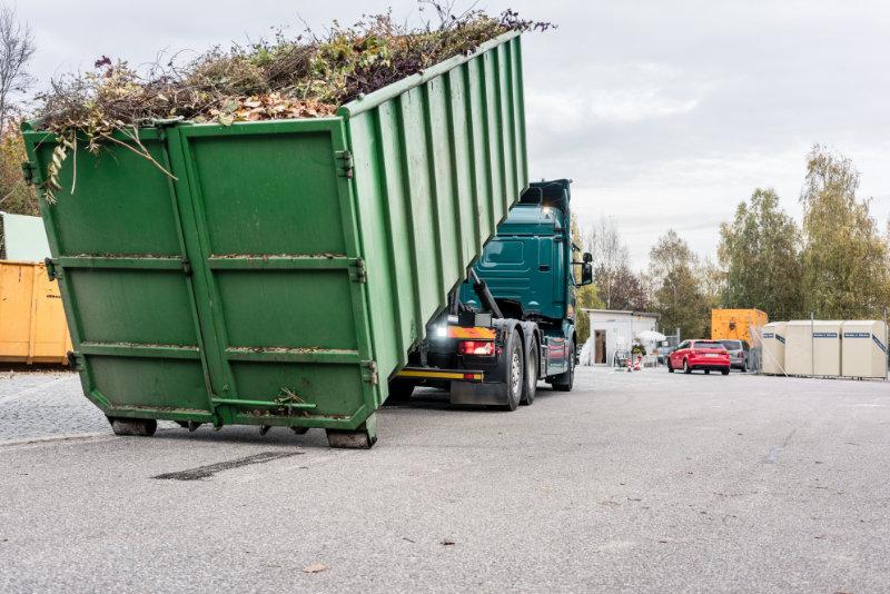 Récupération et traitement des déchets