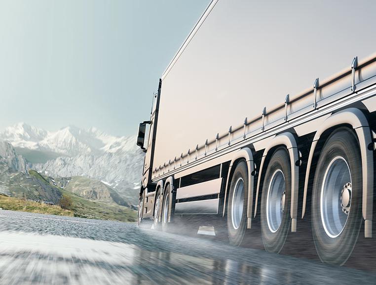 Transport de matériel